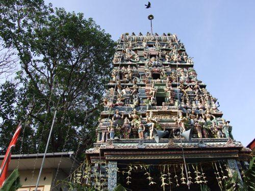 Kovil Raja Gopuram Raja Gopuram of Jeyanthi Nagar
