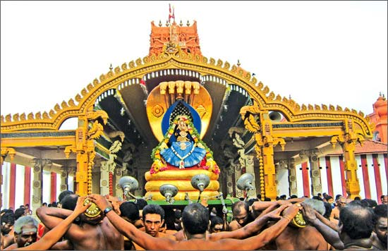 hinduistisk og tempel