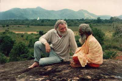 David Bellamy interviews Matara Swami