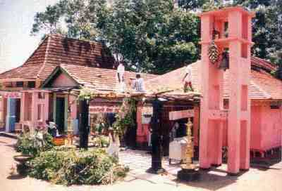 The Kataragama Mahadevale