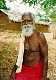 Param Swami, the Resident Director of Kataragama Kæle Kendra from 1993-96
