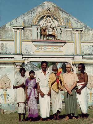Demolished Amman temple, Kilivetti
