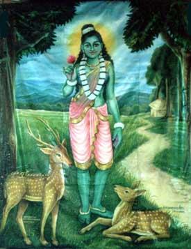 Valli Amma Kataragama